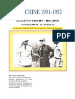 1951 11 10 La Bataille d Hoa Binh Cho Ben