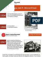 Cronologia Padre Werenfried