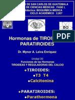 30. 31. Tiroideas y Metabolismo Del CA, Mynor