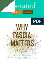 Why Fascia Matters