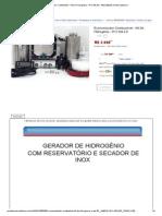 Economizador Combustível - Kit De Hidrogênio - P_ V Até 3.0 - R$ 2