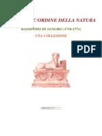 Raimondo Di Sangro Napoli 1710 1771