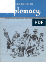 Gamer's Guide to Diplomacy