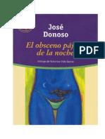 Donoso José - El obsceno pájaro de la noche