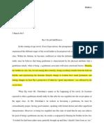 GE Literary Analysis