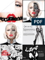 Digital Booklet - Bionic (Deluxe Version)