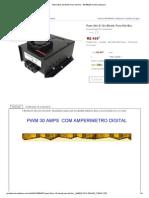 Pwm 24v E 12v Bivolt, Para Kit Hho - R$ 450,00 No MercadoLivre