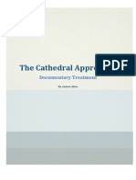 The Cathedral Apprenitce Documentary Treatment