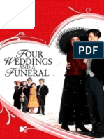 Four Weddings and a Funeral-Richard Curtis