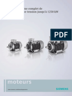 Presentation Moteurs Siemens
