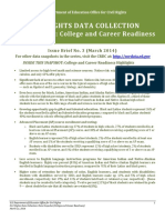 Crdc College and Career Readiness Snapshot