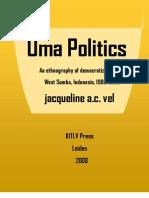 Uma Politic Sumba