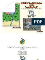SCEP - Trail Development at the Ganong Nature Park- 2007