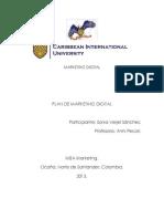 Plan de Marketing Digital-sonia Verjel.