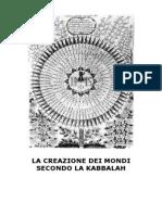 La creazione dei mondi secondo la Kabbalah