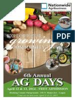 6h Annual Ag Days 2014