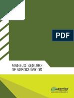 Manejo Seguro de Agroquímicos manual Nidera