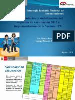 Calendario de vacunaci+¦n 2013