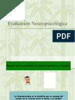 ''Evaluación Neuropsicológica''
