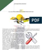 Guía 3. Seguridad para el manejo de herramientas manuales portátiles
