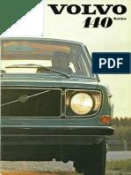Volvo 140 Series  H 117018000