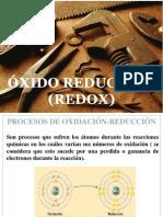 BALANCEO ÓXIDO-REDUCCIÓN