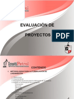 Evaluacion de Proyectos Clase 2 y 3
