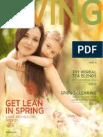 Living Magazine Spring 2014 Living Magazine International