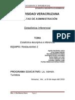 estadisticadescripinferencial-100523230356-phpapp02