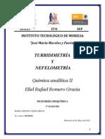 54885577 Turbidimetria y Nefelometria