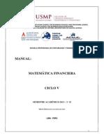 Matematica Financiera-libro de Usmp