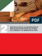 Foresteria Identificacion Necesidades Tecnologicas Mype Madera