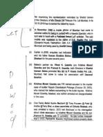 IB Report on Shahid Balwa and Vinod Goenka