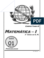 3a Série - 1o Trim - MAT I - Lista 01 - Probabilidade.pdf