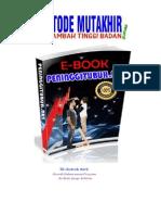 E-Book Peninggi Tubuh.net (Gratis or Free)