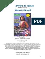 2 - Hannah Howell - [TERRAS ALTAS 02] - Em Defesa Da Honra (CHE 255)