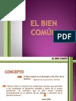 elbiencomunpresentacion-120916200850-phpapp01mary