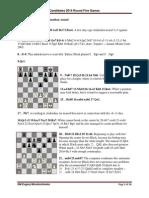 Alejandro Cache i Ro List | Chess | Chess Theory