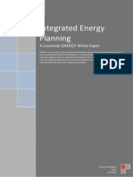White Paper Integrated Energy Planning Public