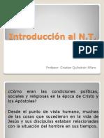 Clase 1 Intro Nt