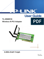 TL-WN851N User Guide