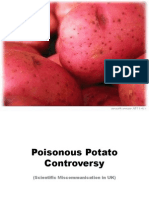 Poisonous Potato Controversy