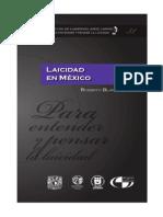 Coleccion-Jorge-Carpizo-–-XXXI-Laicidad-en-México-–-Roberto-Blancarte