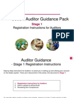 Stage 1 Registration Instructions for Auditors 19.12.11