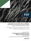 Sinopsis de los impactos y la gestión ambiental en la salmonicultura chilena