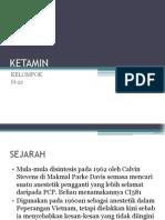 Ketamin Presentation