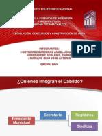 Exposicion Equipo_Cabildo y Licitaciones