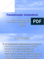 Parasitosis Intestinal