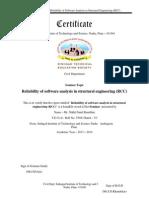 Report on Seminar