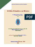 El Rito Primitivo en Mexico-1